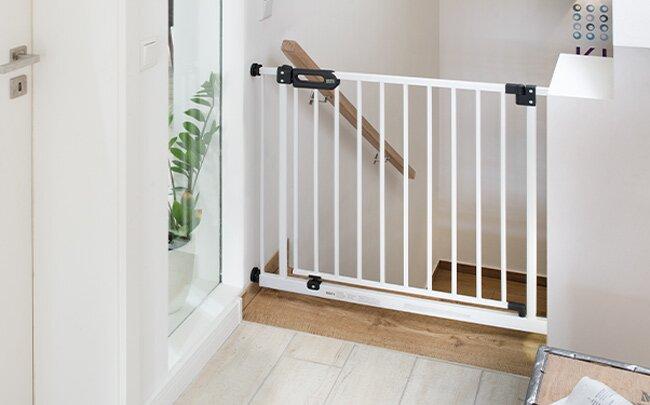 Treppenschutzgitter für mehr Sicherheit im eigenen Zuhause