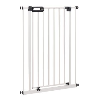 Türschutzgitter Merle 73-161 cm   Extra hoch 107 cm   90° Feststell-Funktion